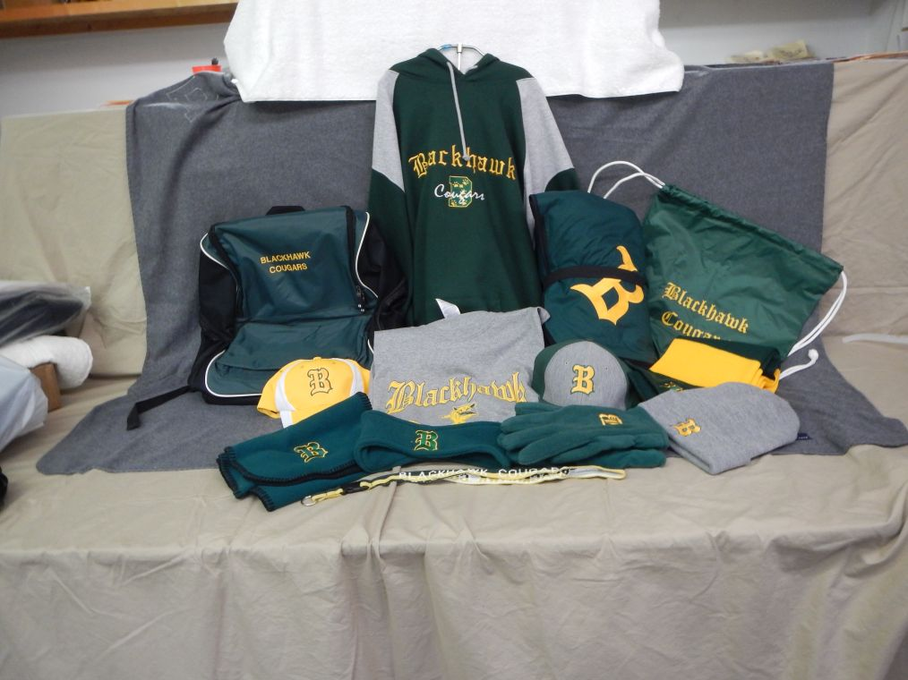 Embroidered School Apparel